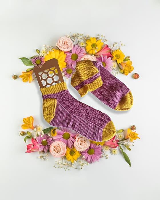 Kit patrón calcetines